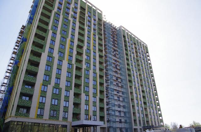 """Постановка на кадастровый учет объекта: """"Многоэтажный многоквартирный дом по ул. С. Лазо г. Ижевск"""""""