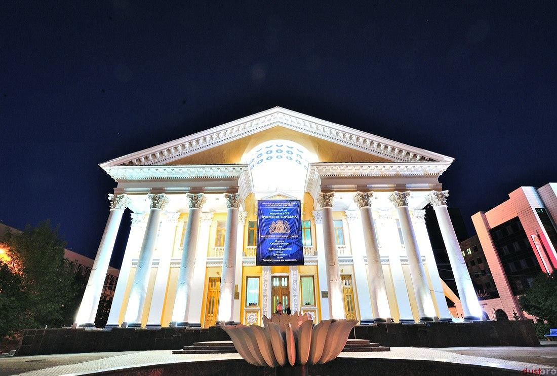 Техническое обследование строительных конструкций объекта: Кинотеатр «Родина» в г. Ижевске