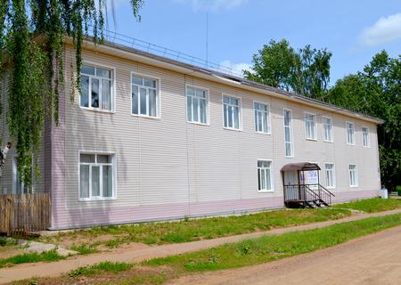Выполнение проектных работ по реконструкции детской школы искусств в кировской области с. Уни